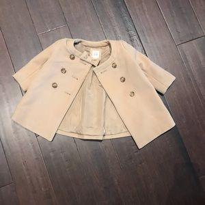 Gap baby pea coat